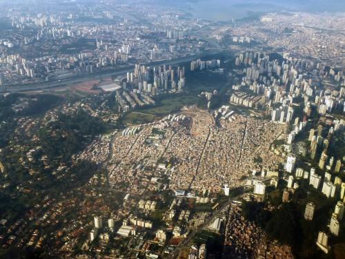 Sao Paulo Paraisopolis