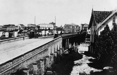 1895-Viaduto do Cha