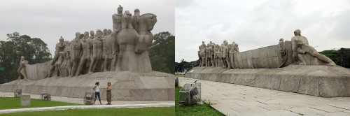 Monumento as Bandeiras