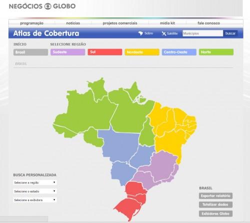 Atlas de Cobertura
