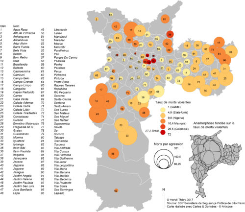 Figure n° 1 Taux de morts violentes par district 2c0563a77b31